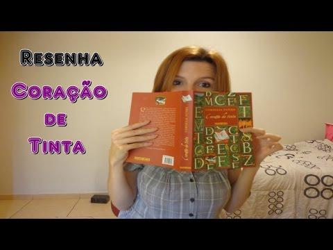 [Resenha] Cora��o de Tinta, Cornelia Funke (Livro #3)