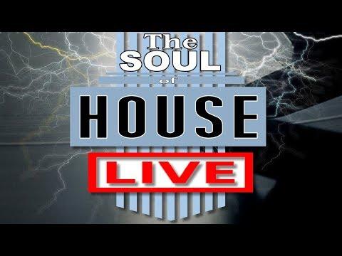 THE SOUL OF HOUSE LIVE ● 24/7 Soulful Deep & Classic House 🎧 Live Stream 🎧 ● (видео)