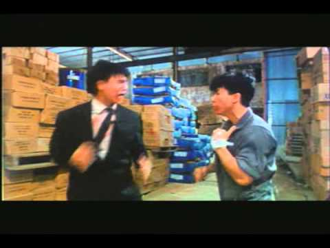 Tiger Cage 2: Donnie Yen vs Robin Shou