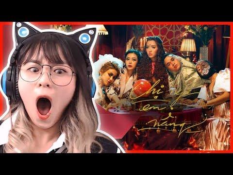 BÍCH PHƯƠNG LẠI CHƠI NGẢI TRONG MV MỚI || MISTHY REACTION MV Chị Ngả Em Nâng - BÍCH PHƯƠNG