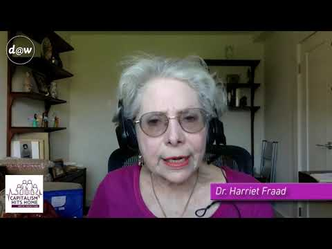 No One is Self-Made. We All Depend On Others - Dr. Harriet Fraad
