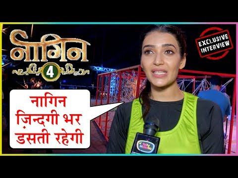 Karishma Tanna REACTS On Naagin 4 And Her COMEBACK On TV | Khatra Khatra Khatra |EXCLUSIVE INTERVIEW