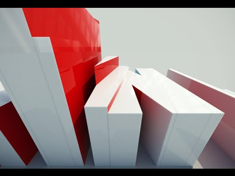 3D Logo Animation . News Channel