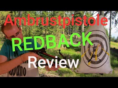 Hori-Zone Armbrustpistole REDBACK Review deutsch | Mischka Ru