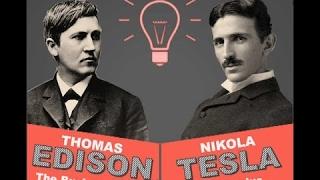 Souboj géniů - Edison vs Tesla