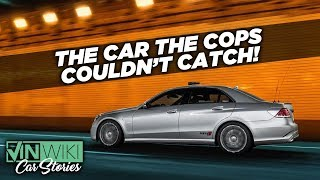 Here's how we made our car invisible to cops