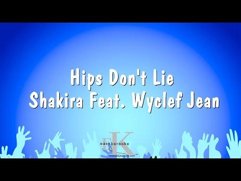 Hips Don't Lie - Shakira Feat. Wyclef Jean (Karaoke Version)