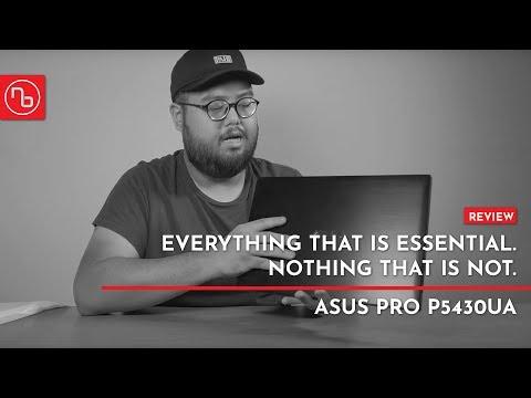 ASUS PRO. Lini premium lain dari ASUS yang berbeda! - ASUS P5430UA