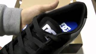 DC SHOES ANVIL BLACK