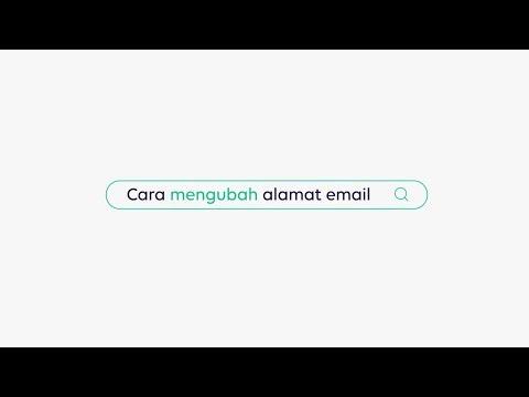 LINE - Bagaimana cara mengubah alamat e-mail terdaftar