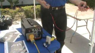 Linde Portable Fuel Cell Generator