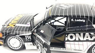 Solido Mercedes Benz 190E EVO 2 DTM Sonax