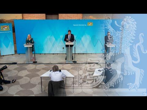 Pressekonferenz vom 27.07.2020 – in Deutscher Gebärdensprache