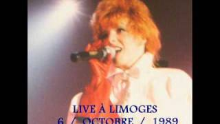 Mylène Farmer - L'Horloge [Live À Zénith De Limoges 6-Octobre-1989]