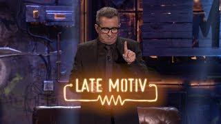 "LATE MOTIV - Monólogo de Andreu Buenafuente. ""SwingerNight"" | #LateMotiv412"