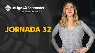 La Previa con Paola 'La Wera' Kuri: Jornada 32