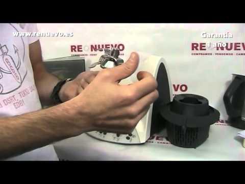 Los accesorios de la Thermomix de segunda mano La Mariposa