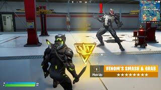 NEW Fortnite Venom Boss Update