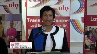 Mayor Bowser Launches                       Solid Foundations DC