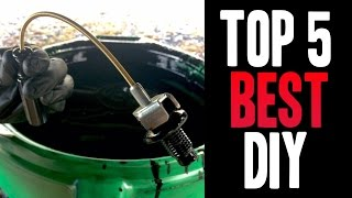 Top 5 BEST DIY Tools (Changing Oil)