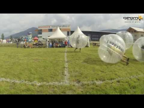 geomix Bubble Soccer Cup
