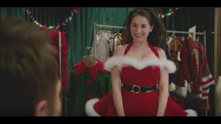 Annie Edison / Allison Brie - Sexy Christmas Dance From Community (Widescreen HD)