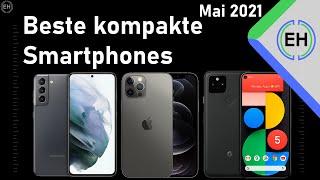 Die besten KOMPAKTEN Smartphones [KAUFBERATUNG 2021] mit JEDEM Preis (Deutsch) | EuroHandys