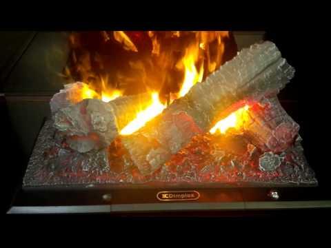 Электрокамин Dimplex Opti-myst Cassette Engine 400 wf Video #1