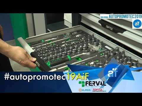 Tools and manual kits for the FERVAL automotive sector