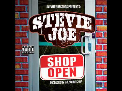 Stevie Joe - Shop Open