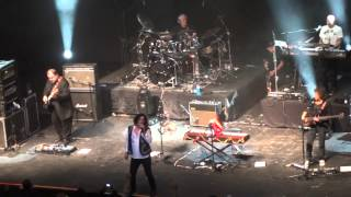 MARILLION, Cover my eyes, Santiago de Chile 16 de mayo de 2014