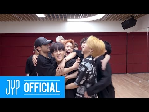 """Stray Kids """"My Pace"""" Dance Practice (Close up Ver.)"""