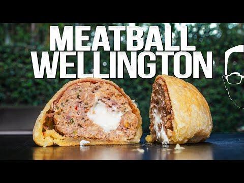 THE MEATBALL WELLINGTON