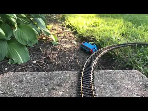 Thomas in the Mines! (Trainz Short) PART 2 - смотреть онлайн