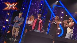 Дуэт Сен-Тропе, Дуэт Voice, Алексей. Umbrella – Rihanna. Х-фактор 7. Тренировочный лагерь