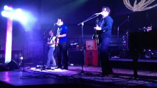 "downhere - ""Protest to Praise"" - Living The Dream Farewell Tour - Williamsburg, VA 10/14/2012"