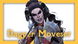 Elder Souls Dagger Animations