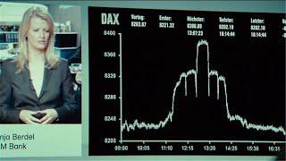 黑客为求刺激,把股票走势图黑成竖中指,解说员当时都懵了!
