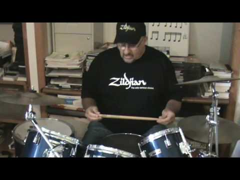 Beginner's series drum lesson #1-Quint