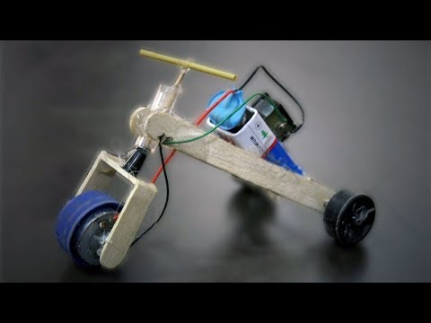 How To Make Motor...
