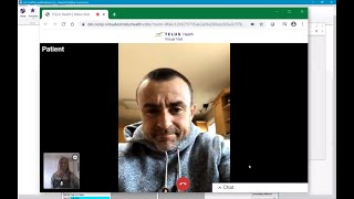EMR Virtual Visit demo for Wolf