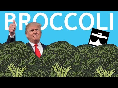 Donald Trump Sings Broccoli | Big Baby D.R.A.M & Lil Yachty (ft. Barack Obama)