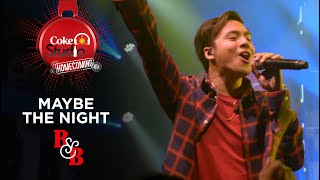 """Coke Studio Homecoming: """"Maybe the Night"""" cover by Sam Concepcion"""