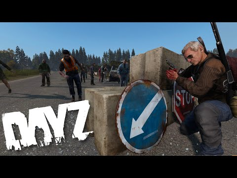 Tid Bits #15 - Funny Moments & PvP in DayZ (PC/1.07)