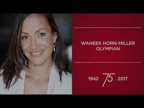 Celebrating our Best: Waneek Horn Miller
