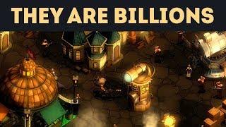 Немного Хардкора на Сон Грядущий - They Are Billions