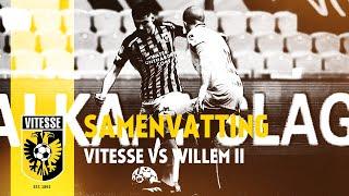 Samenvatting Vitesse vs Willem ll (2020 2021)