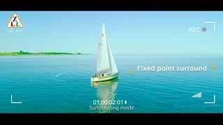 JZB SG907 GPS Drone Wifi FPV 1080P 4K HD Dual Camera Optical Flow RC Quadcopter