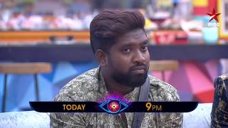 Get ready for some serious discussions and Some Fun!!! #BiggBossTelugu2 Today