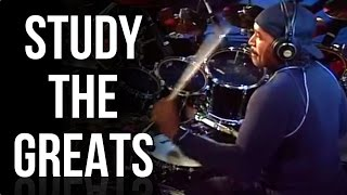 Carter Beauford #41 Triplet Groove | STUDY THE GREATS